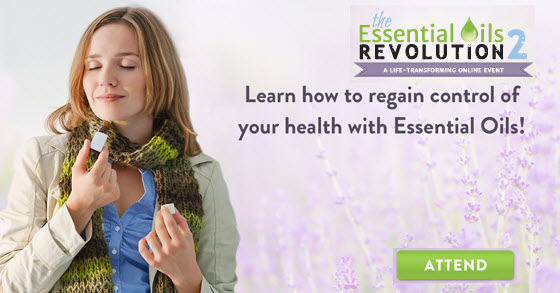 Essential Oils Revolution 2